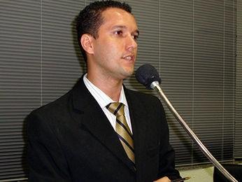 Vereador assumiu o cargo efetivamento em 2009 (Foto: Assessoria/Câmara de Vereadores de Sorriso-MT)