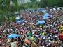 'Banga' e Boitatá vão às ruas hoje; veja a agenda (Nelson Veiga/G1)