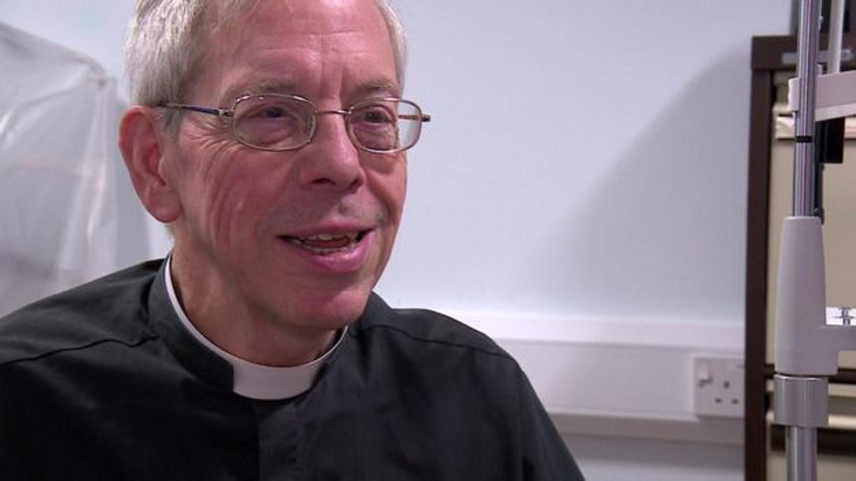 O paciente Bill Beaver disse que a cirurgia parecia 'um conto de fadas'  (Foto: BBC)