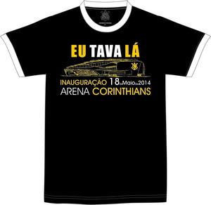 Camisa Corinthians (Foto: Divulgação)
