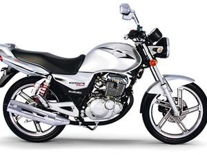 Suzuki GSR 150i (Foto: Divulgação)