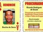 Suspeito de homicídios, 'Ás de Ouros' do Baralho do Crime é preso