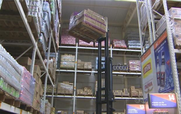 Vários produtos da cesta básica sofreram aumento no último ano (Foto: Bom Dia Amazônia)