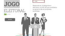Veja com qual dos dois candidatos você se identifica (Arte/G1)