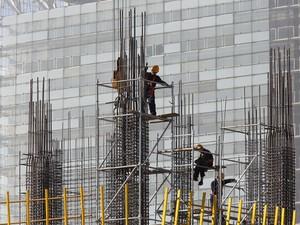 Em 2013, economia chinesa registrou o mesmo crescimento verificado em 2012, de 7,7% (Foto: Reuters)