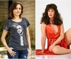 Monica Iozzi vai interpretar Tancinha, papel que foi de Claudia Raia em 1987 | TV Globo/Arquivo