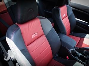 Honda Civic Si 2015 (Foto: Caio Kenji/G1)