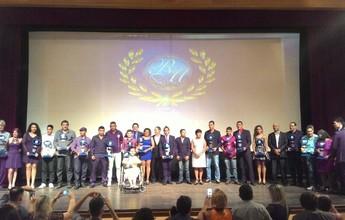 Confira a lista com os vencedores do Troféu Romulo Maiorana de 2016