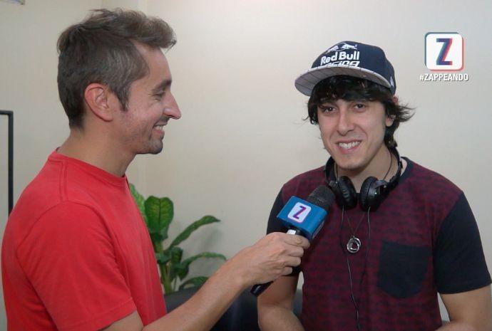 Felipe Castanhari é o criador do canal Nostalgia (Foto: Zappeando)