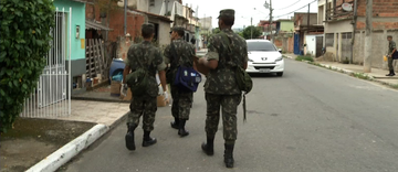 No RN, militares enfrentarão Aedes em 12 municípios (Reprodução/TV Rio Sul)