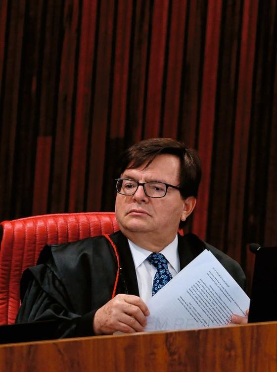 O ministro do STJ, Herman Benjamin (Foto:   Pedro Ladeira/Folhapress)