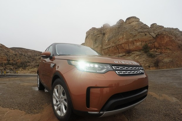 Land Rover Discovery (Foto: GQ)