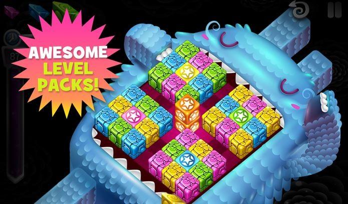 Cubis é um jogo de combinar viciante (Foto: Divulgação)