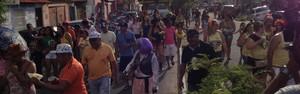 Vaca Atolada faz carnaval família e reúne 20 mil na Zona Norte (Ellyo Teixeira/G1)
