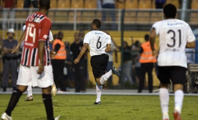 Cristian Corinthians x São Paulo, em abril de 2009 (Foto: Daniel Augusto Jr / Agência Corinthians)