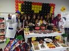Crianças com microcefalia ganham festa em comemoração ao 1º ano