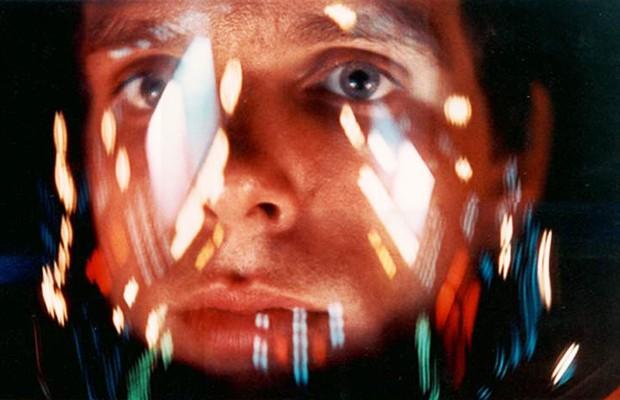 Cena de 2001 Uma Odisséia no Espaço, dos maiores clássicos do cinema e de Stanley Kubrick (Foto: Divulgação)