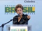 Dilma Rousseff se defende das chamadas 'pedaladas fiscais'