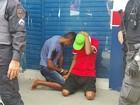 Suspeitos de roubo a carro são presos após perseguição em Natal