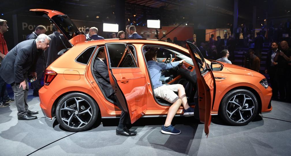 Volkswagen Polo (Foto: REUTERS/Stefanie Loos)