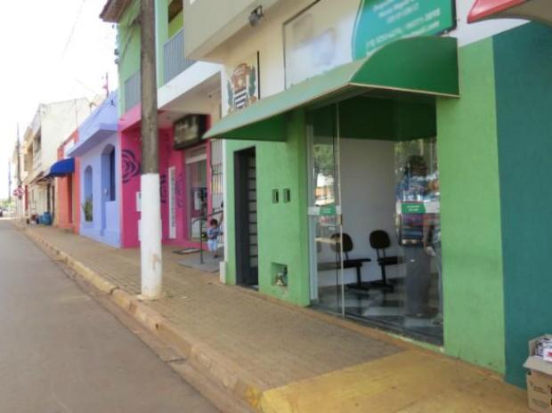 Correspondentes bancários funcionam em empresas (Foto: Divulgação/ Prefeitura de Quadra)