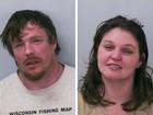 Bêbado, casal americano é preso após deixar filha de nove anos dirigir