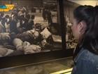 Estudantes refletem sobre cultura da paz em visita ao Museu do Holocausto