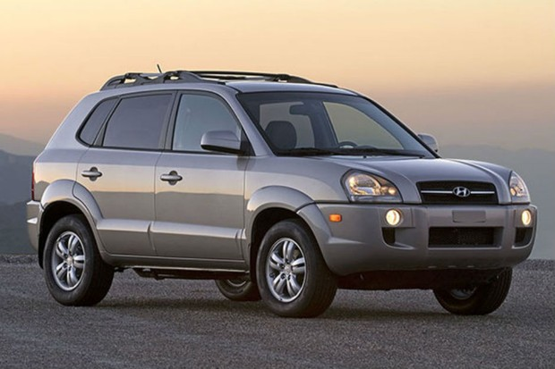 Hyundai Tucson (Foto: Divulgação)