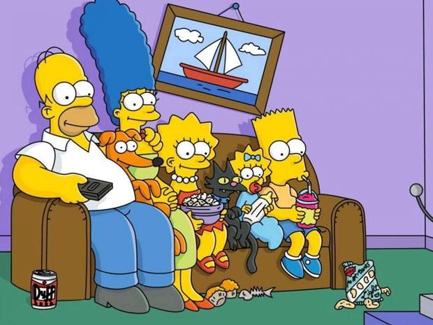 'Os Simpsons' (Foto: Divulgação)