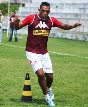 Fábio Santos - América-RN (Foto: Canindé Pereira/Divulgação)
