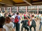 Alunos fazem 'bichaço' na Ufop contra homofobia nas repúblicas estudantis