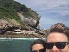 Thais Fersoza faz post romântico para Michel Teló: 'Mais um ano ao seu lado'