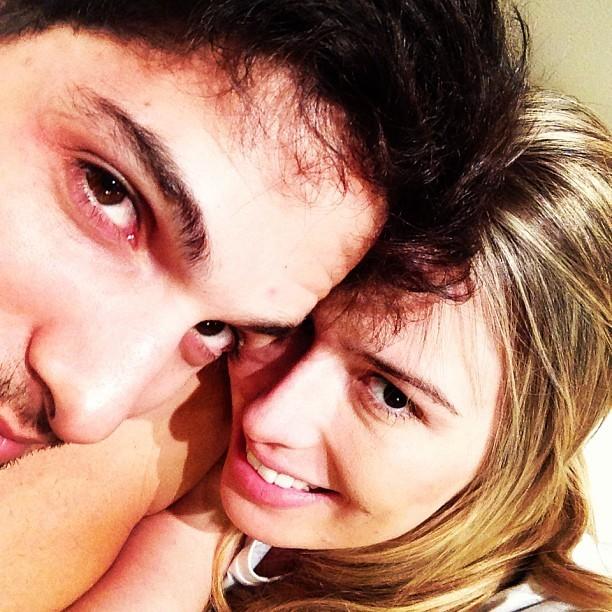 André e Fernanda (Foto: Reprodução/Instagram)