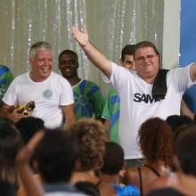 Samba-enredo foi escolhido  em concurso no Gshow (Gshow)