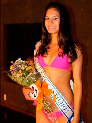 Garota Verão - representante de Júlio de Castilhos (Foto: Paulo Issler/Divulgação)