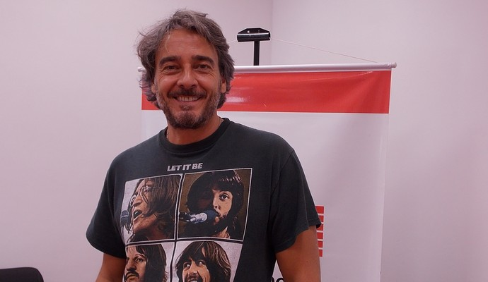 Alexandre Borges (Foto: Danilo Sardinha/ Globoesporte.com)