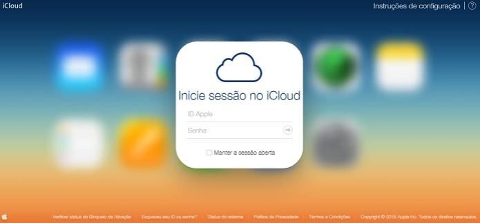 Senhas do iCloud vazaram e contas foram hackeadas, confira a sua (Foto: Reprodução/Aline Jesus)