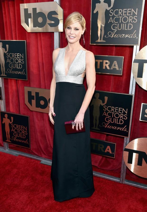 Julie Bowen no SAG Awards (Foto: Getty Images)