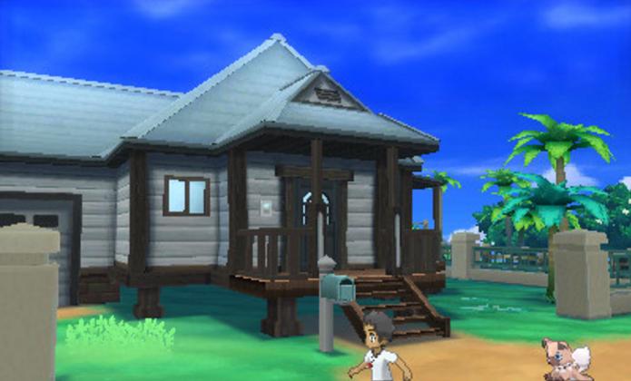 Conhecer Alola é parte do objetivo central em Pokémon Sun e Moon (Foto: Divulgação/Nintendo)