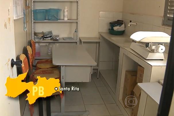 Posto de saúde (Foto: Divulgação)