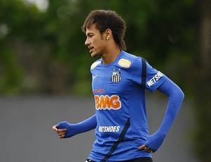Neymar (Foto: Ricardo Saibun / Divulgação Santos FC)
