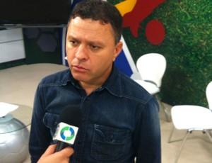 Pachequinho, veterano do Coritiba e do Atlético-PR (Foto: Gabriel Hamilko/Globoesporte.com)