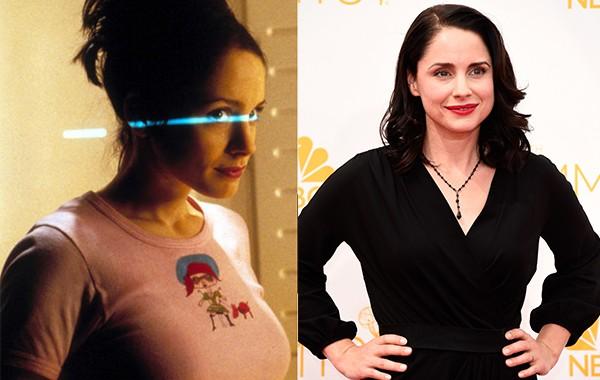 Uma das estrelas da comédia 'Sensualidade Virtual' (1999), Laura Fraser esteve, recentemente, nos seriados 'Lip Service', 'Breaking Bad' (2008-2013) e 'Black Box'. (Foto: Divulgação/Getty Images)
