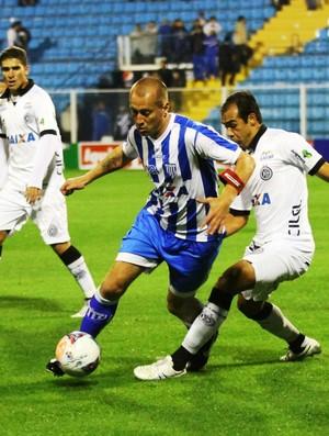 Marquinhos Avaí x ASA (Foto: Jamira Furlani/Avaí FC)