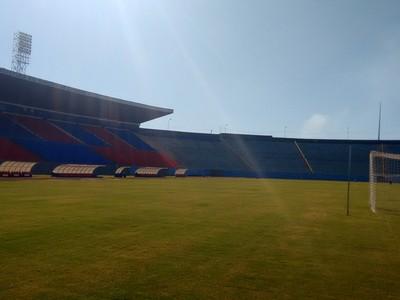 estádio do café  (Foto: Rodrigo Saviani)