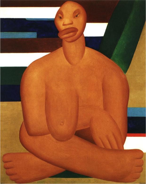 MoMA promove exposição sobre Tarsila do Amaral (Foto: Reprodução)
