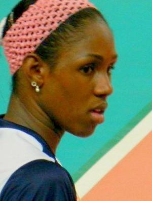 A Cubana Herrera é contratada pelo Praia Clube, de Uberlândia (Foto: Flávio Cortez / GLOBOESPORTE.COM)