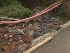 'Cratera' de Cosmópolis já incomoda moradores há mais de um ano