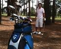 Inspirado pelo golfe, William 'desliga o automático' e busca tacada certeira
