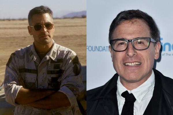 George Clooney e David O. Russell (Foto: Divulgação/Getty Images)